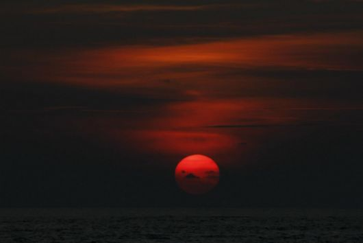 Das beste Foto von The authentic Maldives Holiday: Sonnenuntergang auf Keyodhoo