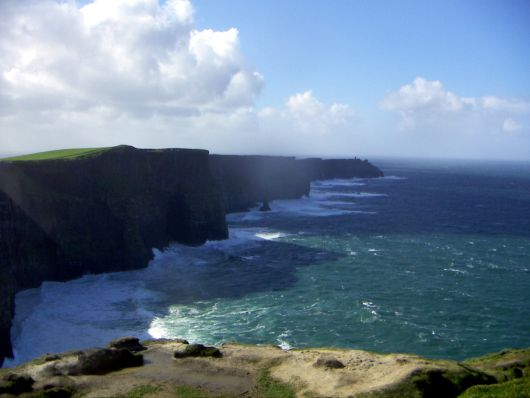 Bestes Foto von opernspatz: Cliffs of Moher